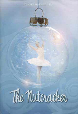 Cover image for our 2011 production of 'The NutCracker'