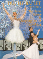 Duchy Ballet programme cover for The Snow Queen & Stepping Out to Gershwin - 2002