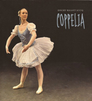 Duchy Ballet programme cover for Coppelia - 2009